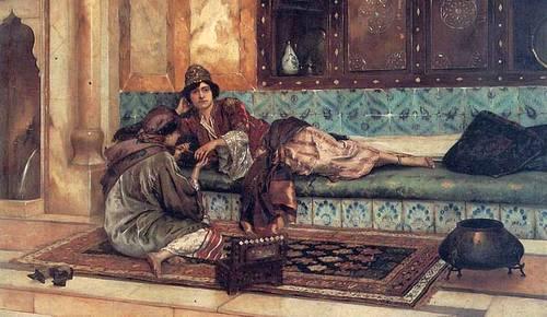 маниюкр в древности