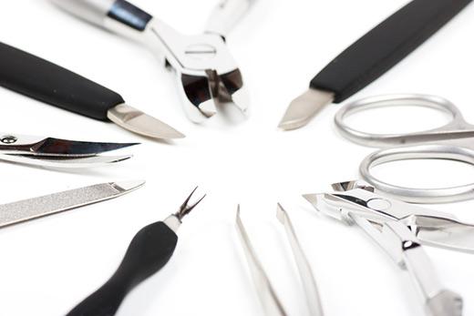 Уход за маникюрными инструментами
